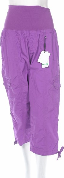 Fioletowe spodnie Calvin Klein