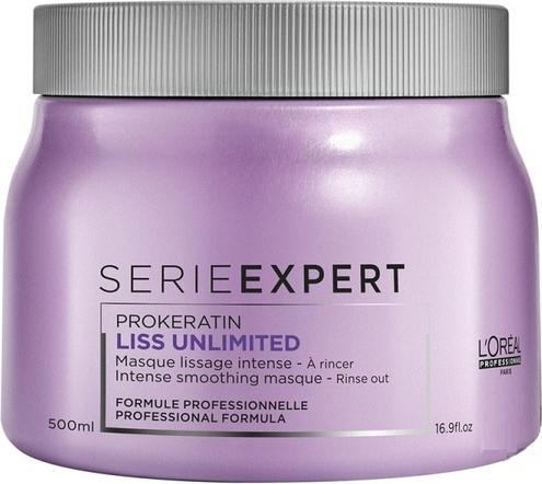 Fioletowy kosmetyk do włosów loreal