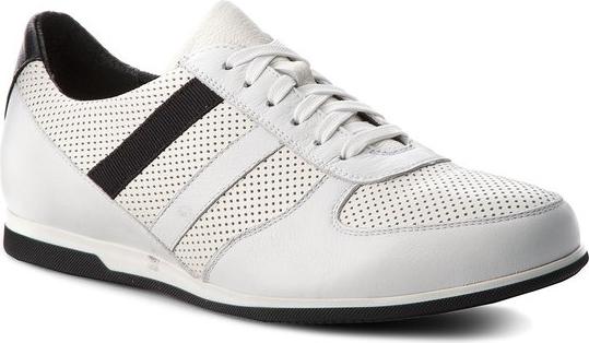 Gino Rossi Sneakersy Jim MPU035-V99-0205-1199-T Biały