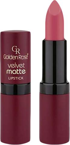 Golden Rose Velvet Matte Lipstick Pomadka do Ust Matowa 12 4,2g
