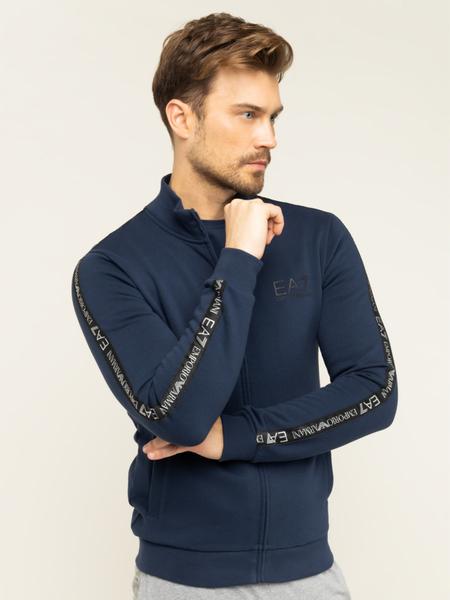 Granatowa bluza Emporio Armani