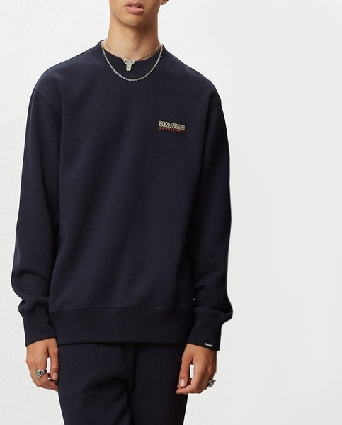 Granatowa bluza Napapijri