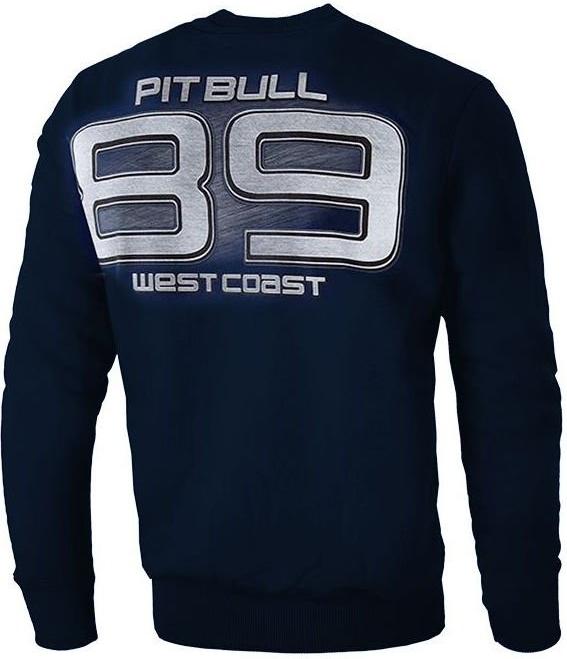 Granatowa bluza Pitbull