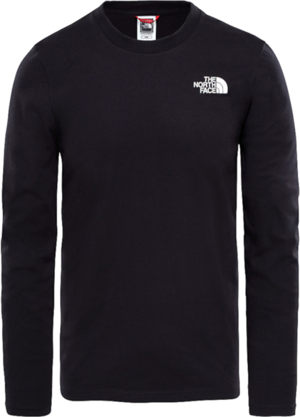 Granatowa bluza The North Face z dżerseju