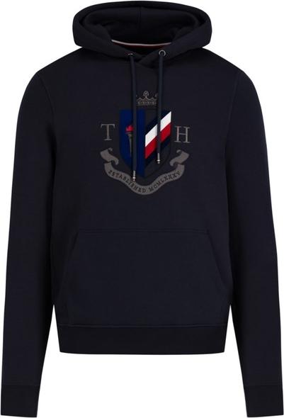 Granatowa bluza Tommy Hilfiger
