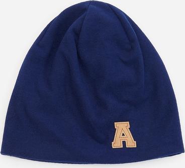 Granatowa czapka Reserved