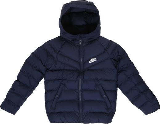 Granatowa kurtka dziecięca Nike Sportswear