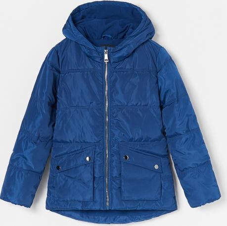 Granatowa kurtka dziecięca Reserved