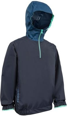 Granatowa kurtka dziecięca Tribord