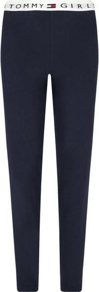 Granatowa piżama Tommy Hilfiger