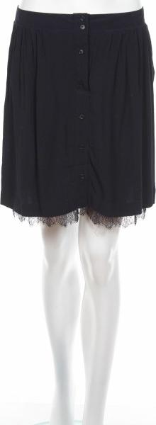 Granatowa spódnica Naf naf