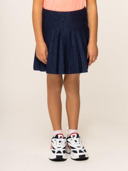 Granatowa spódniczka dziewczęca Billieblush