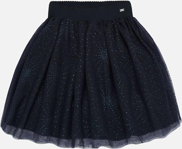 Granatowa spódniczka dziewczęca Mayoral