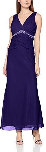 Granatowa sukienka Astrapahl