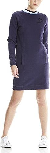 Granatowa sukienka Bench