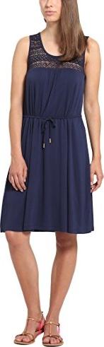 Granatowa sukienka Berydale