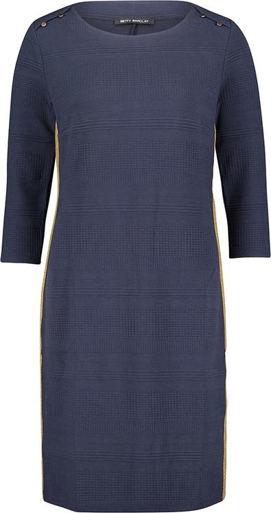 Granatowa sukienka Betty Barclay mini