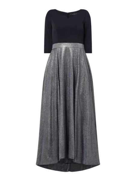 Granatowa sukienka Vera Mont