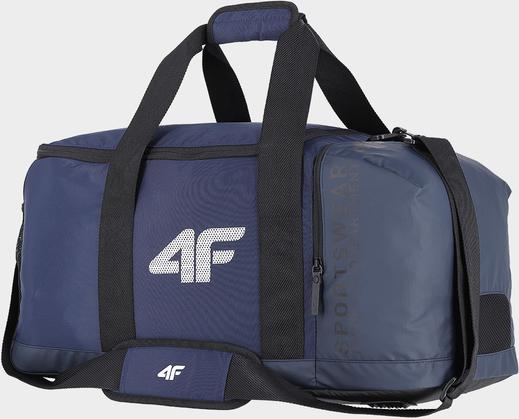 Granatowa torba sportowa 4F
