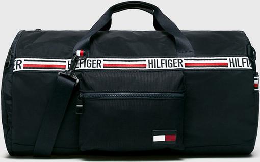 Granatowa torba sportowa Tommy Hilfiger