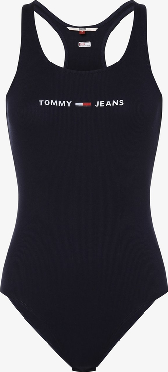 Granatowe body Tommy Jeans