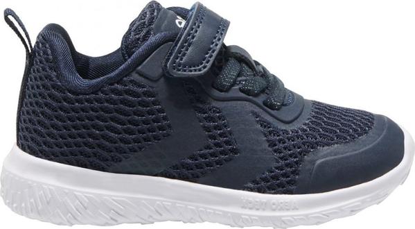 Granatowe buty sportowe dziecięce Hummel sznurowane