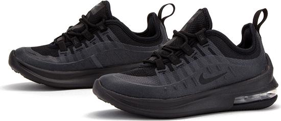 Granatowe buty sportowe dziecięce Nike sznurowane