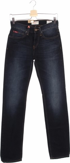 Granatowe jeansy Lee Cooper