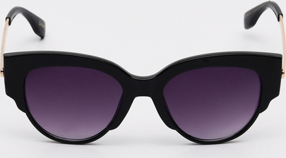 Granatowe okulary damskie Sinsay