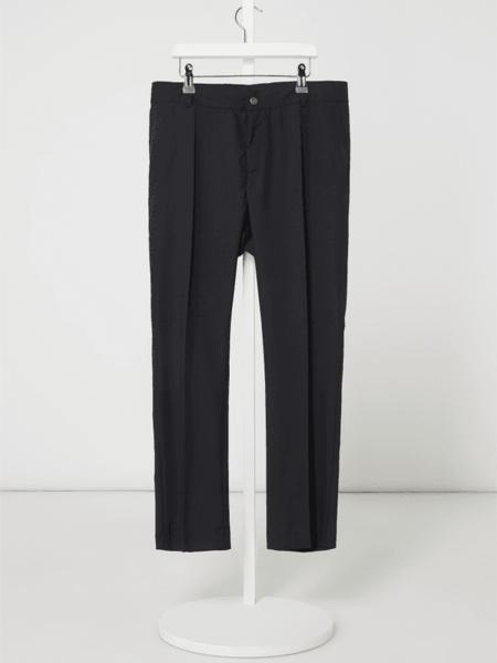 Granatowe spodnie dziecięce G.o.l.