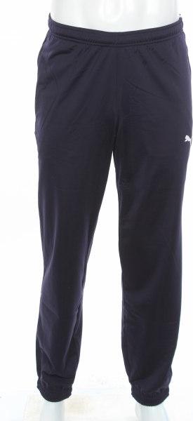 Granatowe spodnie sportowe Puma