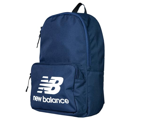 Granatowy plecak męski New Balance