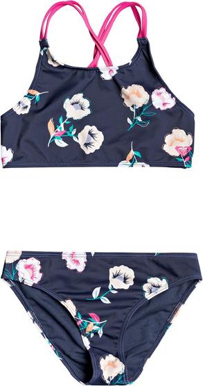Granatowy strój kąpielowy Roxy