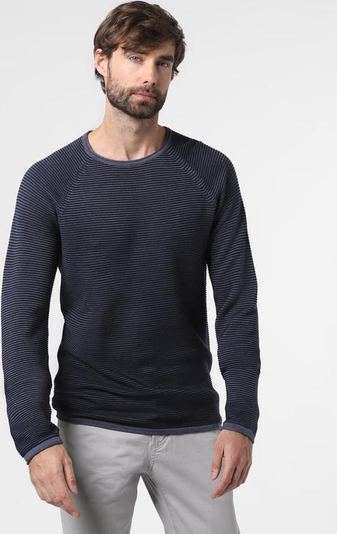 Granatowy sweter Aygill`s