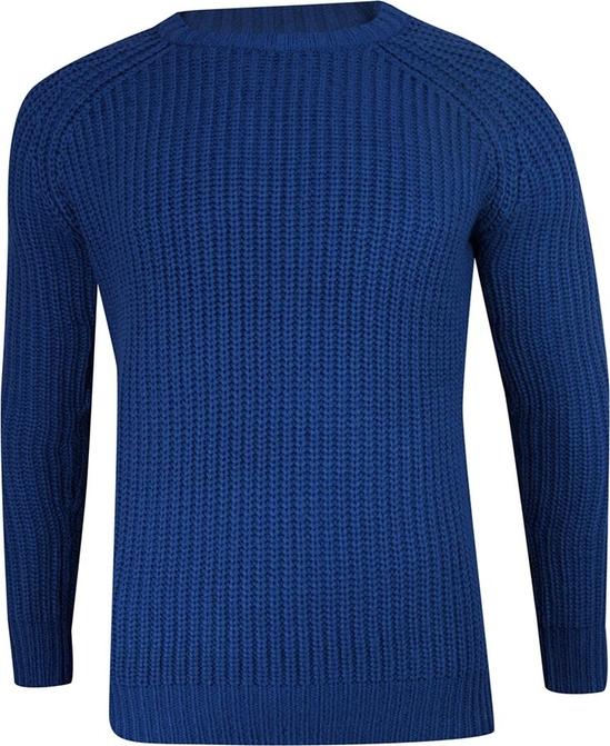 Granatowy sweter Brave Soul