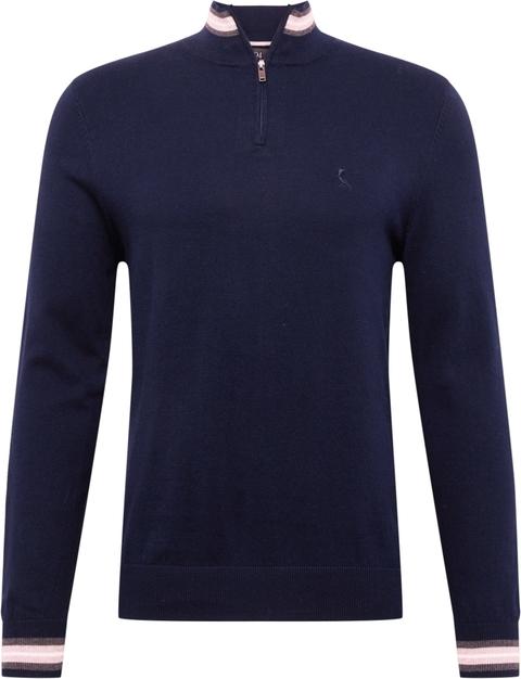 Granatowy sweter Burton