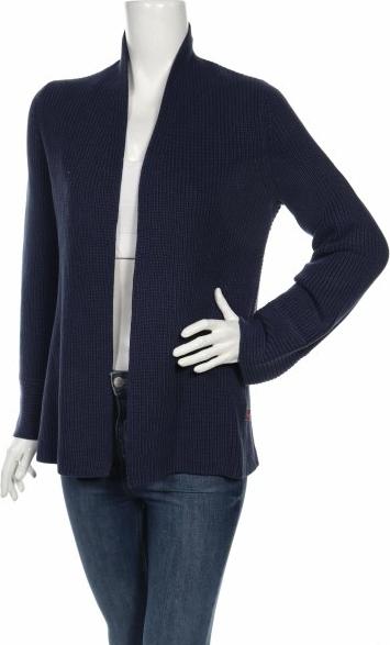 Granatowy sweter Lieblingsstück w stylu casual
