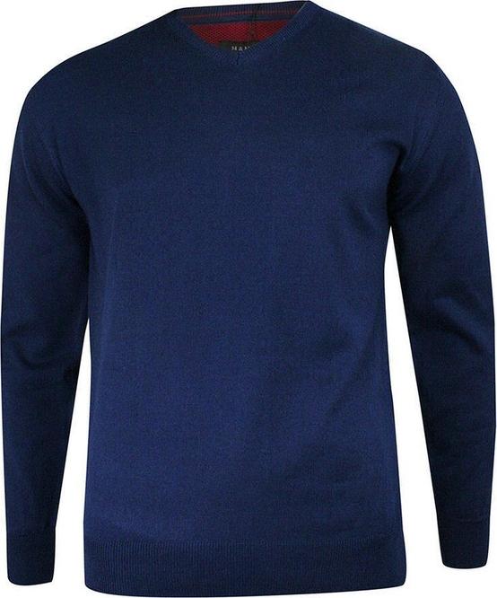 Granatowy sweter Mm Classic
