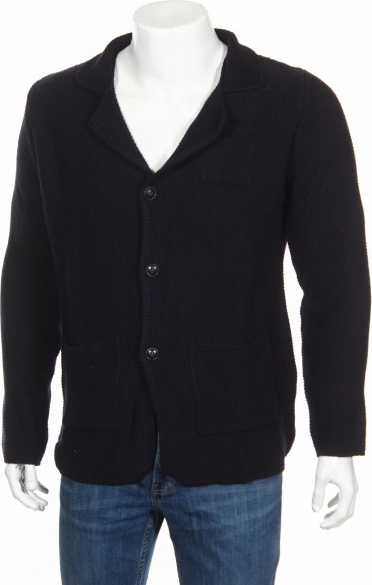 Granatowy sweter Rnt23 Jeans