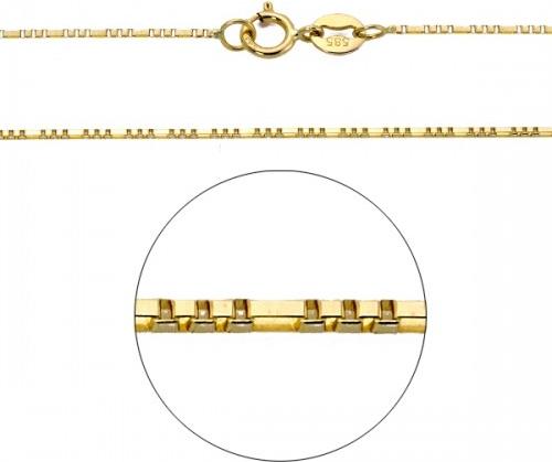 Hosa Złoty łańcuszek 1,20 g