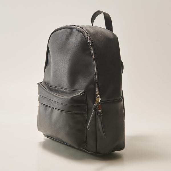 3ba6389b744f2 House - plecak z kieszenią - czarny