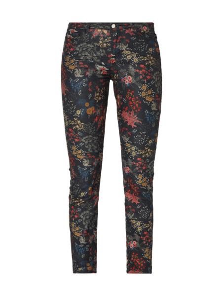 Jeansy Christian Berg Women z jeansu w street stylu