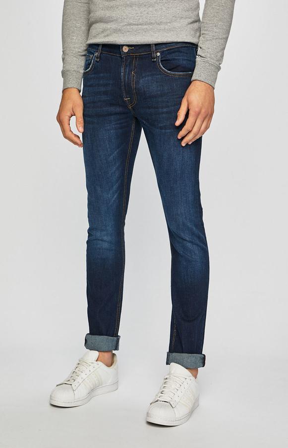 Jeansy Guess Jeans z bawełny