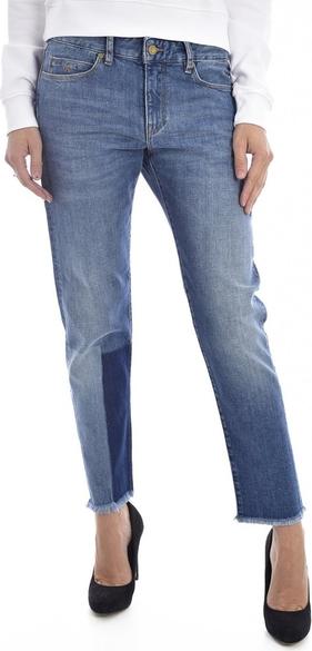 Jeansy Kaporal z jeansu