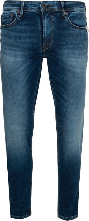 Jeansy Pepe Jeans z tkaniny
