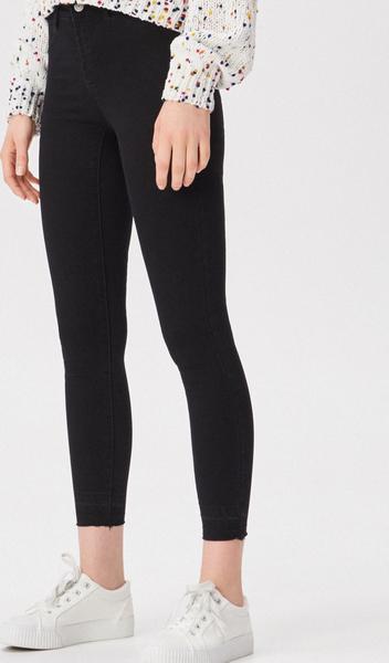 80% ZNIŻKI Czarne jeansy Sinsay z jeansu Odzież Damskie