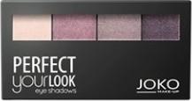 Joko, Make-Up Perfect Your Look Eye Shadows, cienie do powiek, quattro creamy 401