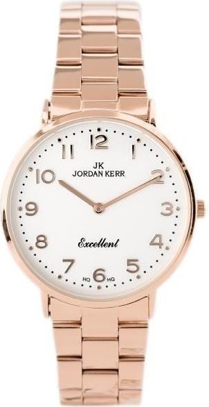Jordan kerr - chiara (jk080a) - różowe złoto