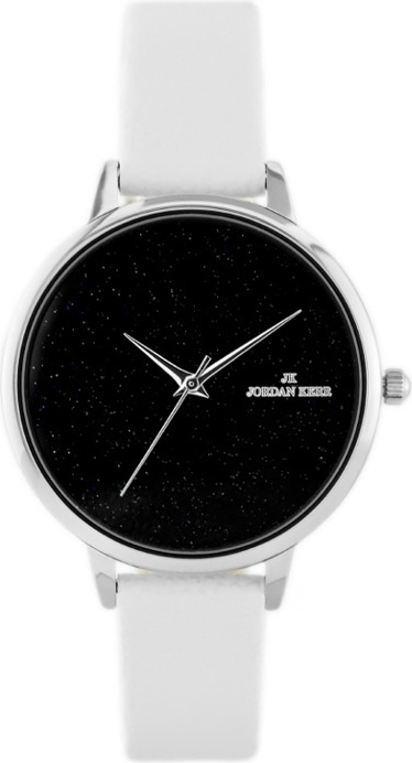 JORDAN KERR - SS353 (zj925a) silver/white - Biały || Srebrny