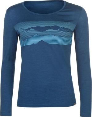 Karrimor Merino LS T Shirt Ladies